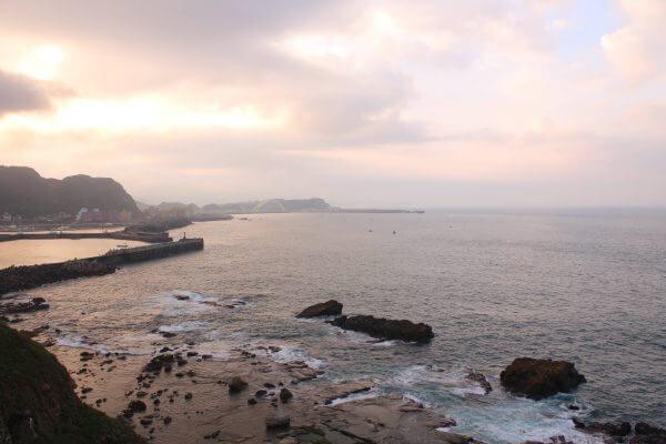 八斗子海濱公園-北部山湖花海推薦