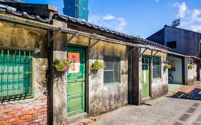四四南村|北部建築、室內攝影景點推薦
