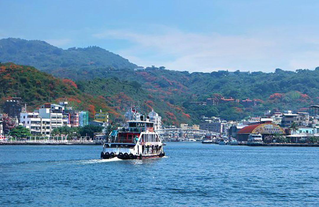 旗津海岸公園-南部山湖花海攝影景點推薦