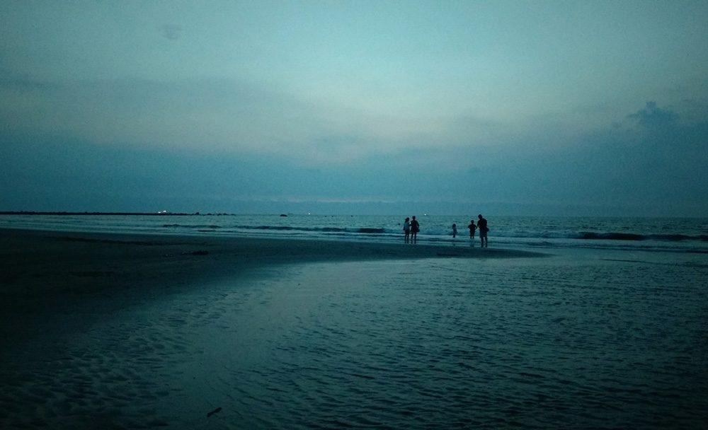 沙崙海水浴場-北部山湖花海推薦