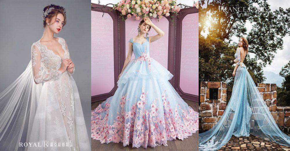 最新熱門婚紗作品精選