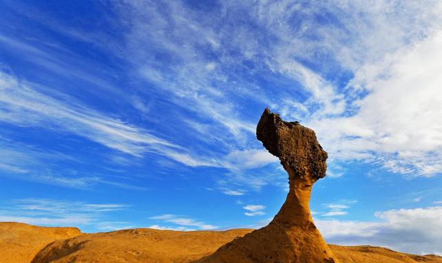 野柳地質公園-北部山湖花海推薦