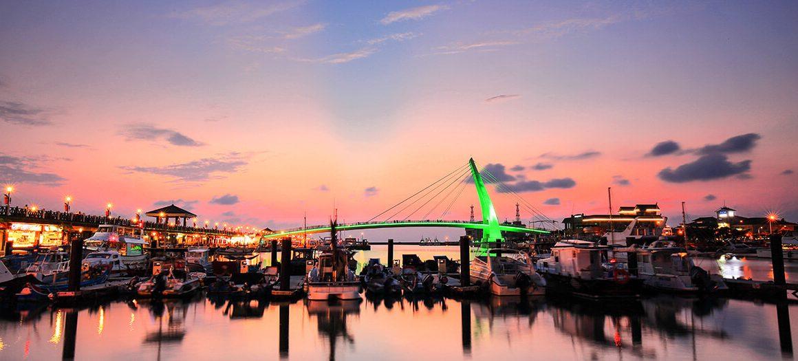 淡水漁人碼頭-北部山湖花海推薦
