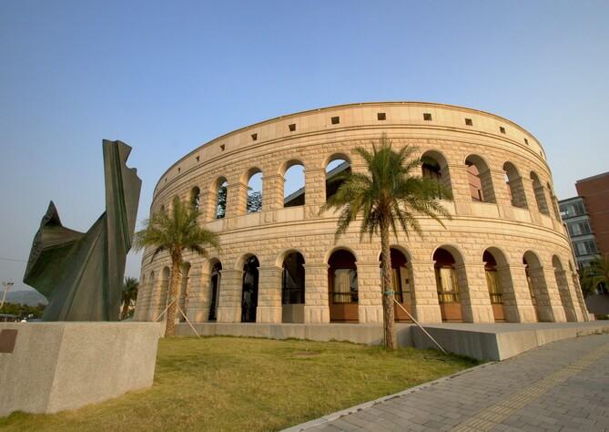 亞洲大學|中部建築、室內攝影景點推薦