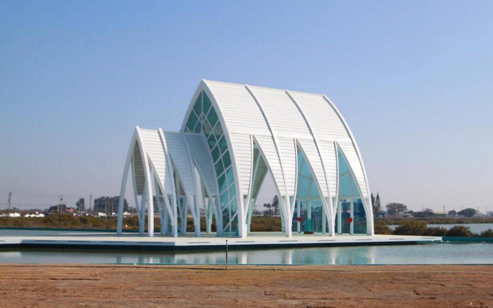 北門水晶教堂-南部建築、室內推薦