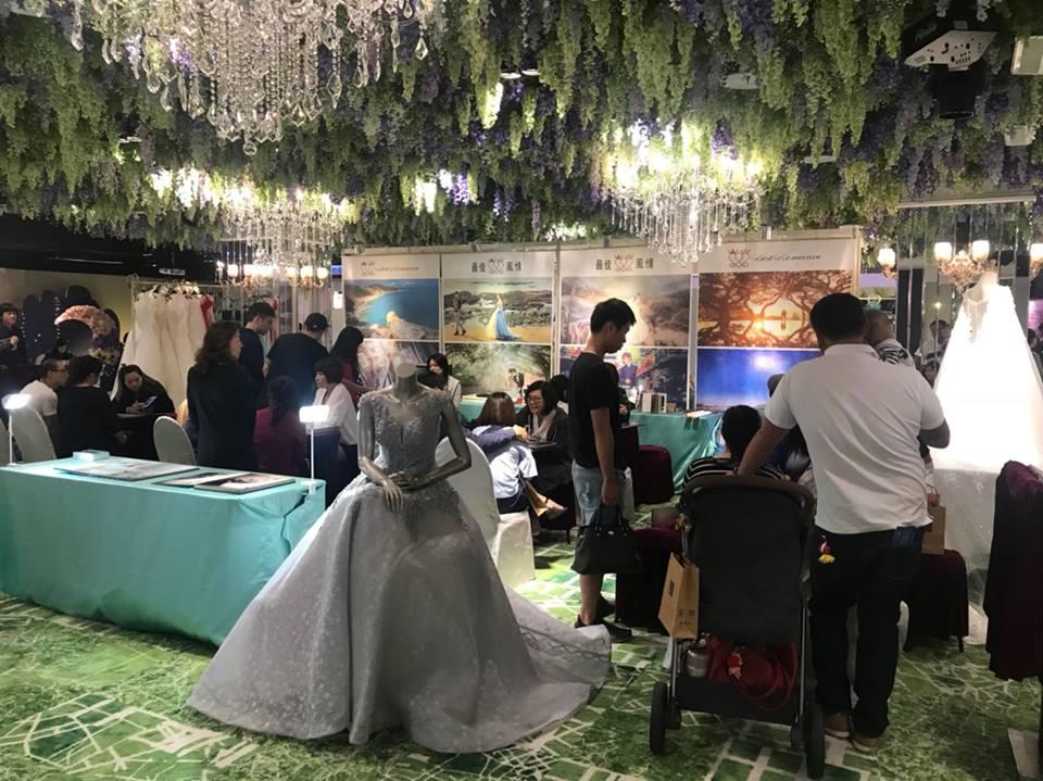 台北婚禮展 魔幻樂章