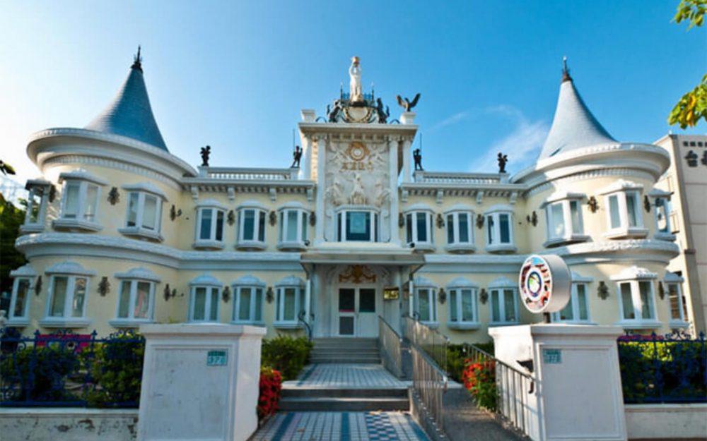 台南移民署-南部建築、室內推薦