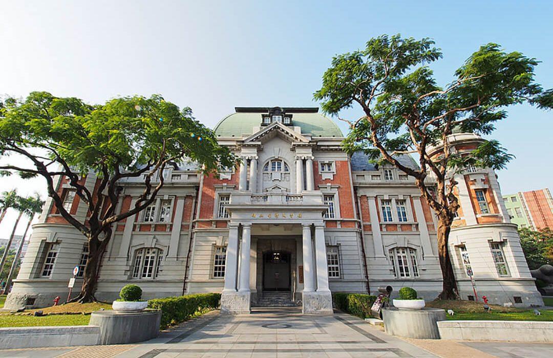台灣文學館-南部建築、室內推薦