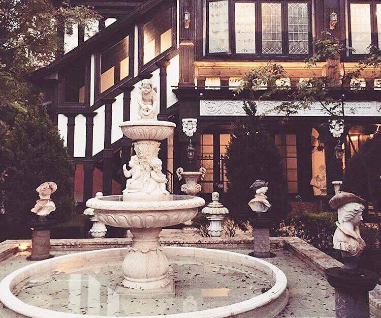 老英格蘭莊園|中部-建築、室內攝影景點推薦
