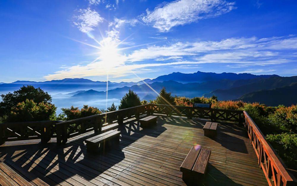 阿里山國家風景區-南部山湖花海推薦