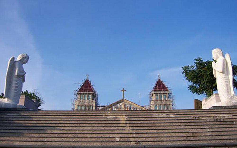 霧峰金陵山圓滿教堂-中部建築、室內推薦
