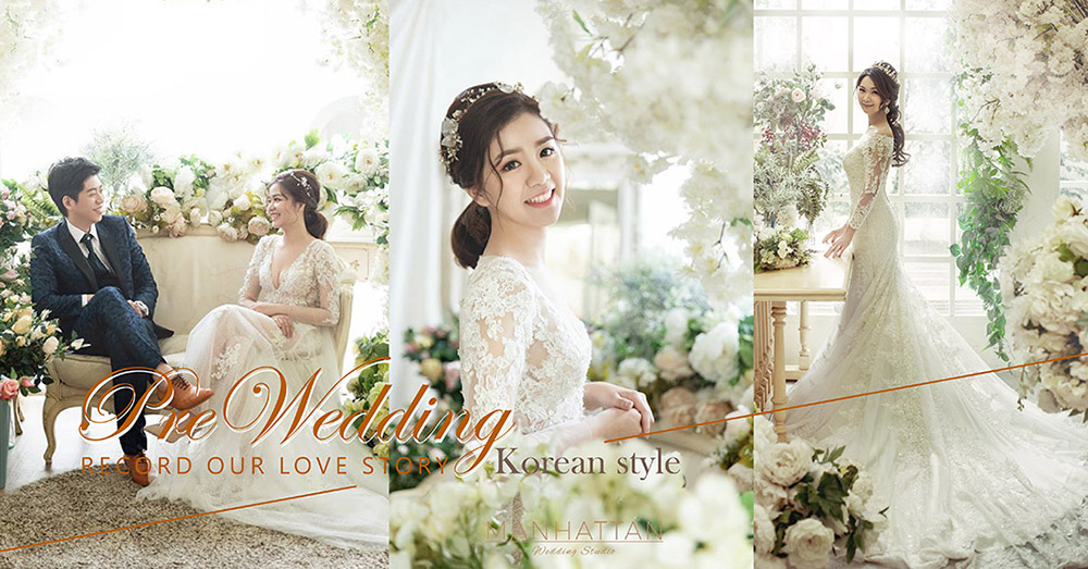 台北曼哈頓婚紗| 韓風婚紗照