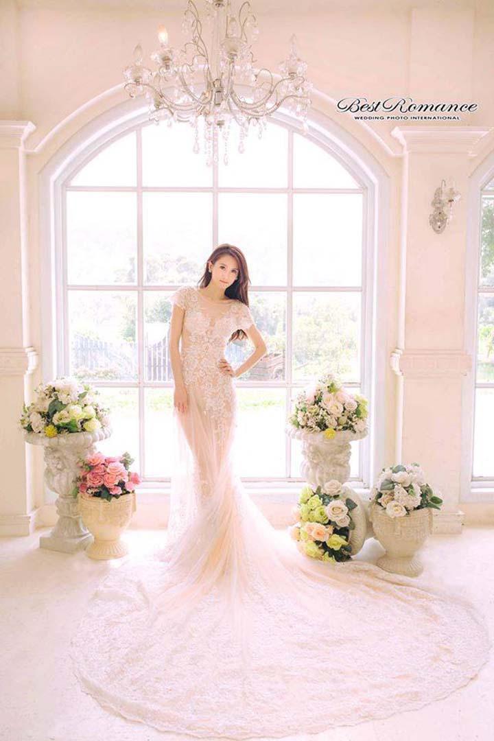 絕美婚紗照