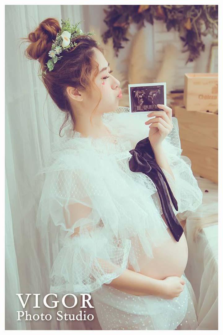 風格孕婦照