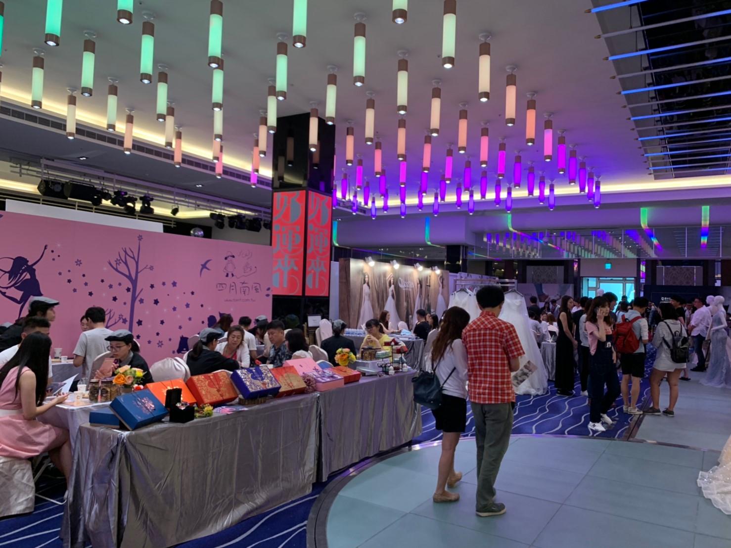 華人婚禮黃頁 20190629台中 婚博會 婚紗展 (4)