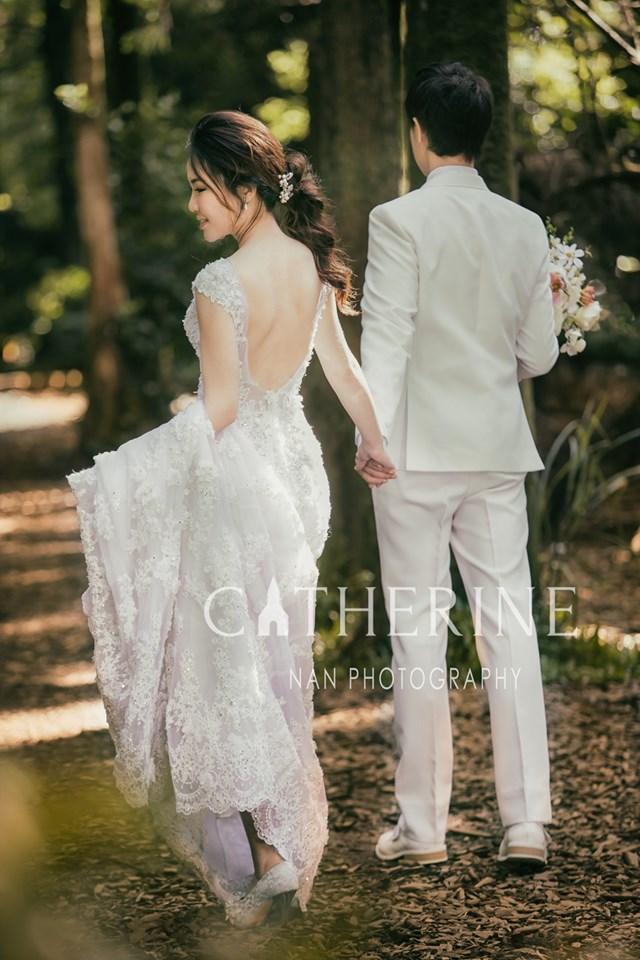 浪漫婚紗照