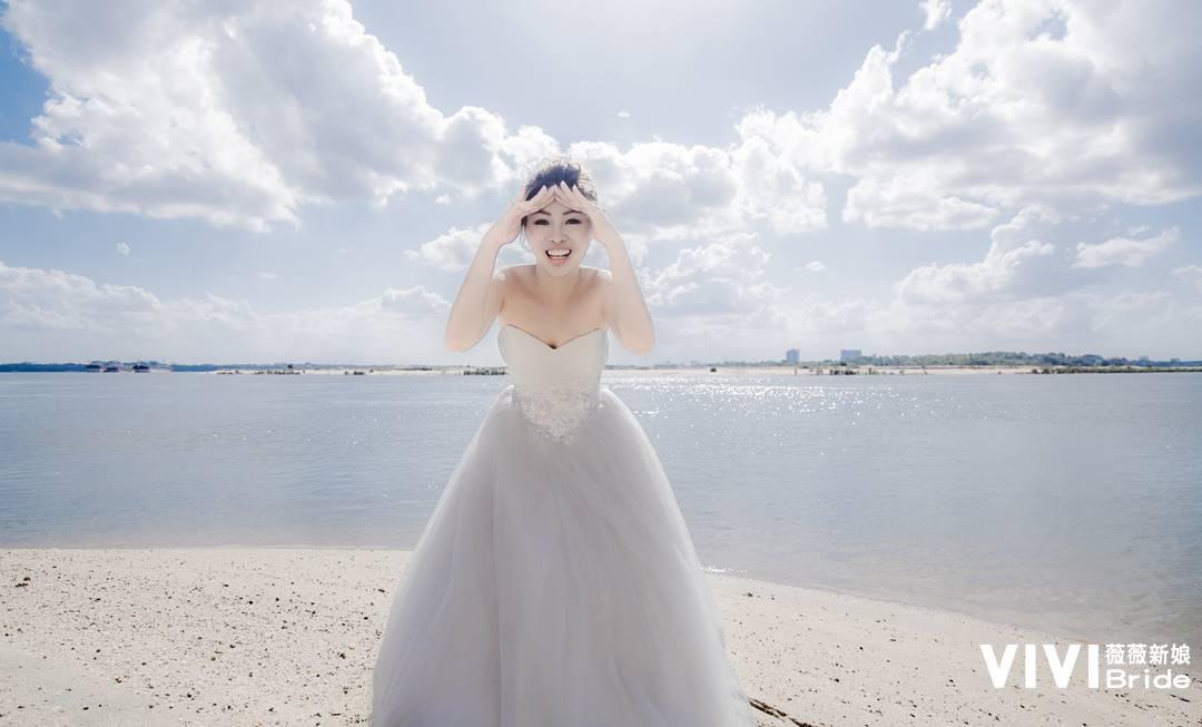 夢幻婚紗照