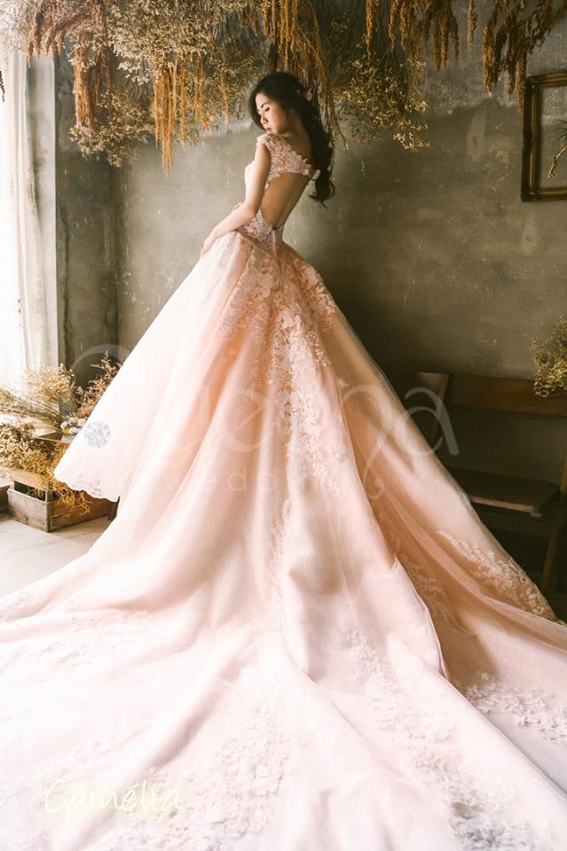 昆那經典婚紗 婚紗禮服