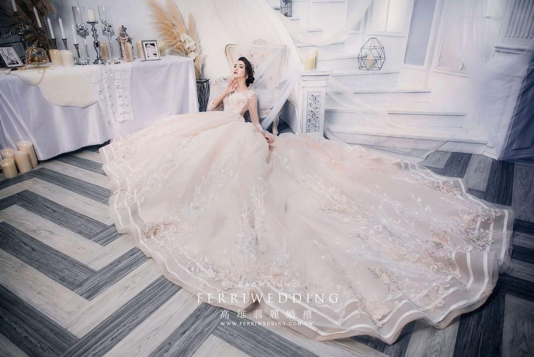 高雄翡麗 結婚專欄 婚紗禮服 _2