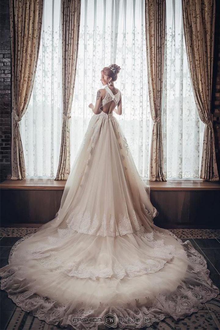 時尚婚紗 婚紗禮服
