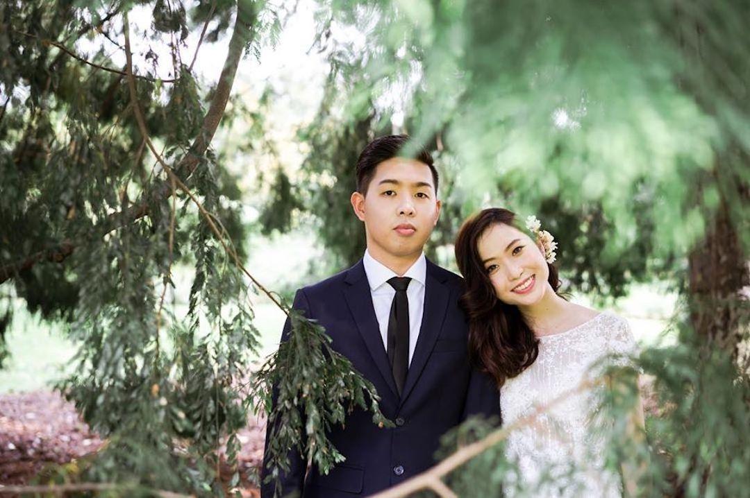 蔚藍海岸婚禮 婚紗照