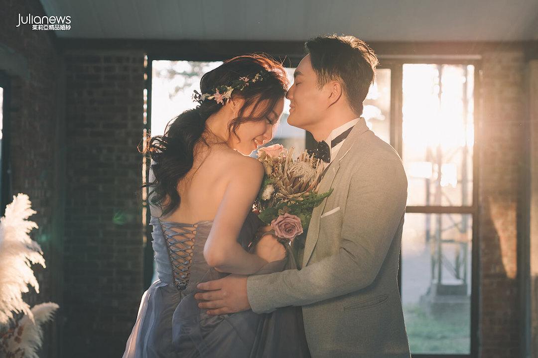 茱莉亞婚紗 婚紗照