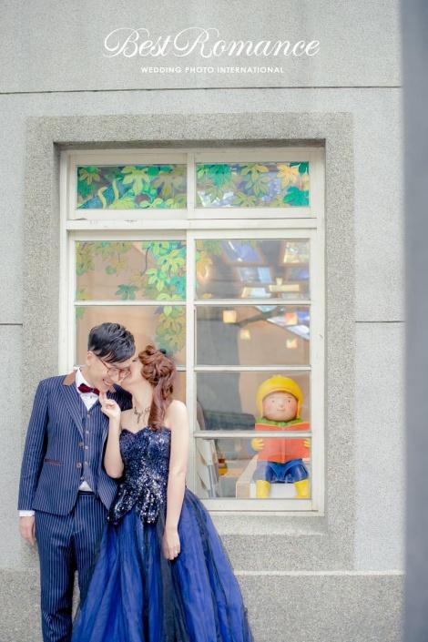 最佳風情國際婚紗影城 婚紗照
