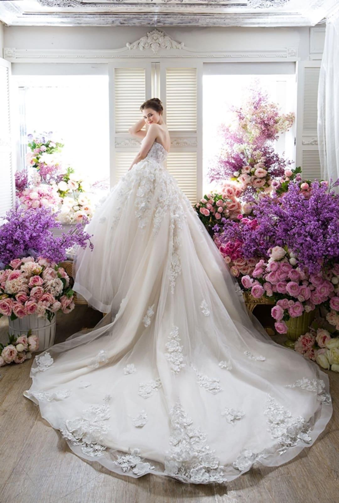 高雄法國台北婚紗 婚紗禮服 10