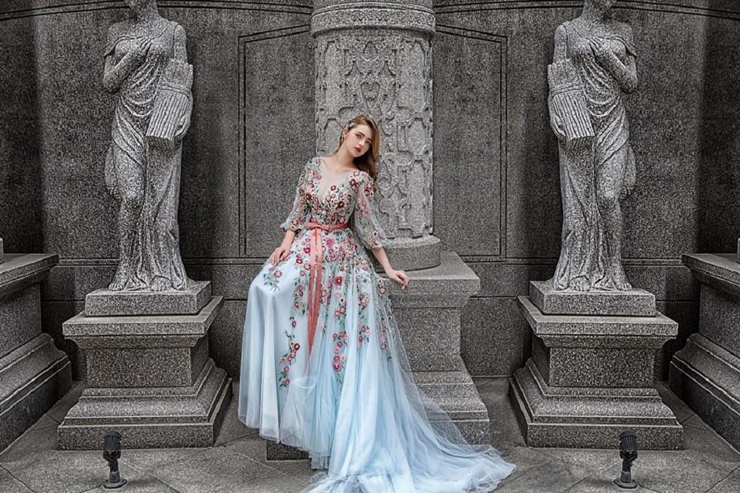 高雄法國台北婚紗 婚紗禮服 11
