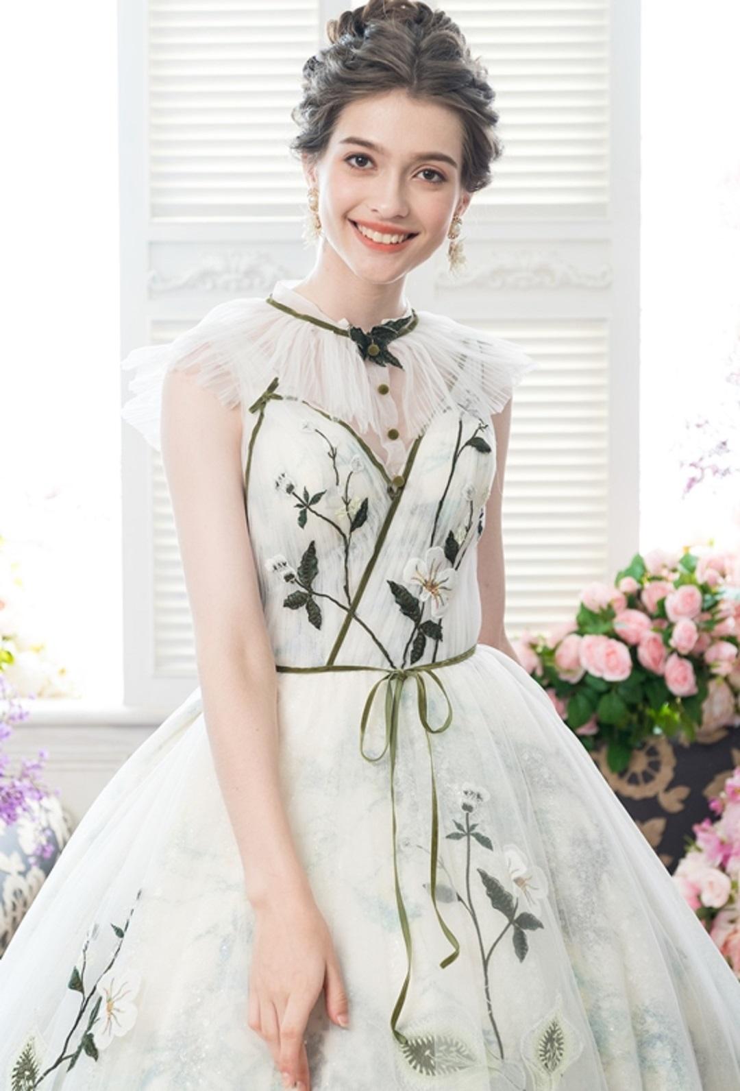 高雄法國台北婚紗 婚紗禮服 15