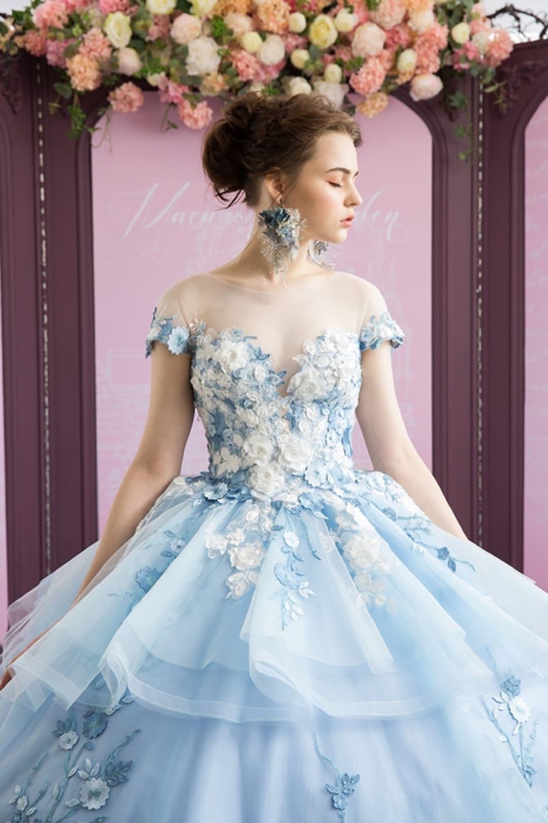 高雄法國台北婚紗 婚紗禮服 3