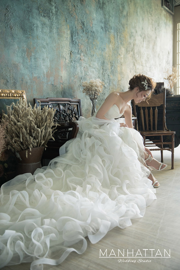 台北曼哈頓 婚紗照