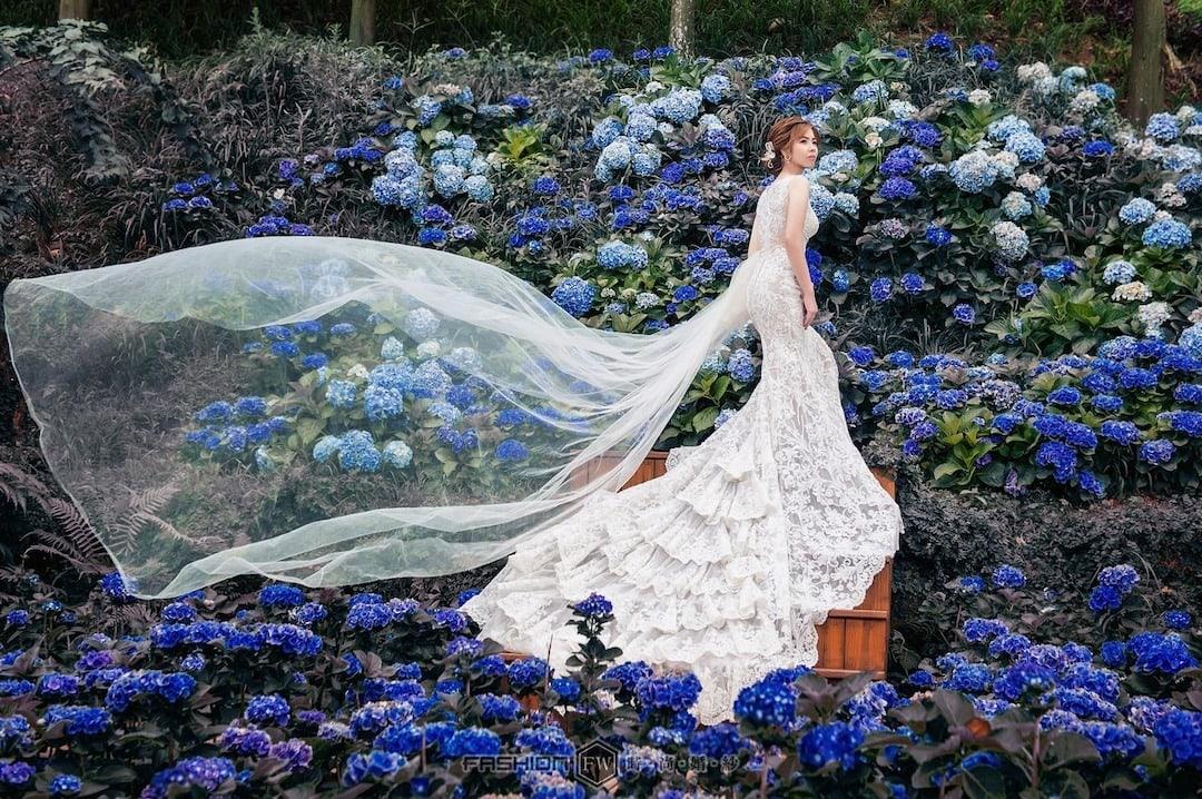 時尚 婚紗禮服