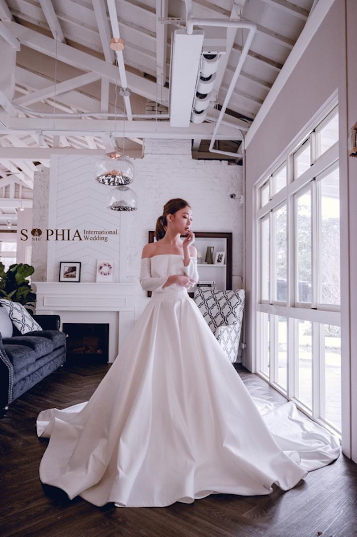 板橋蘇菲雅 婚紗禮服