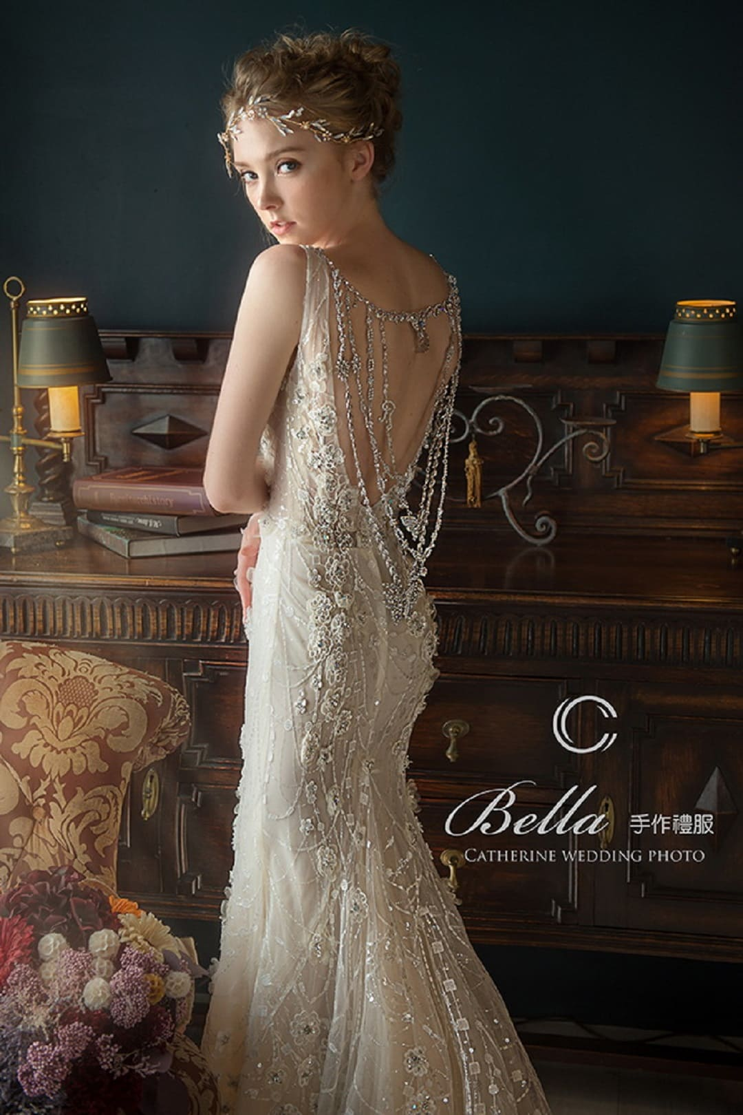 凱瑟琳 婚紗禮服 25