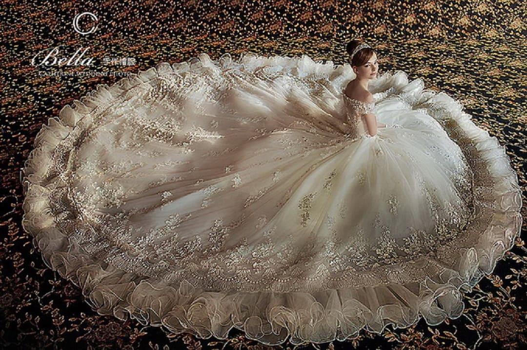 凱瑟琳 婚紗禮服13