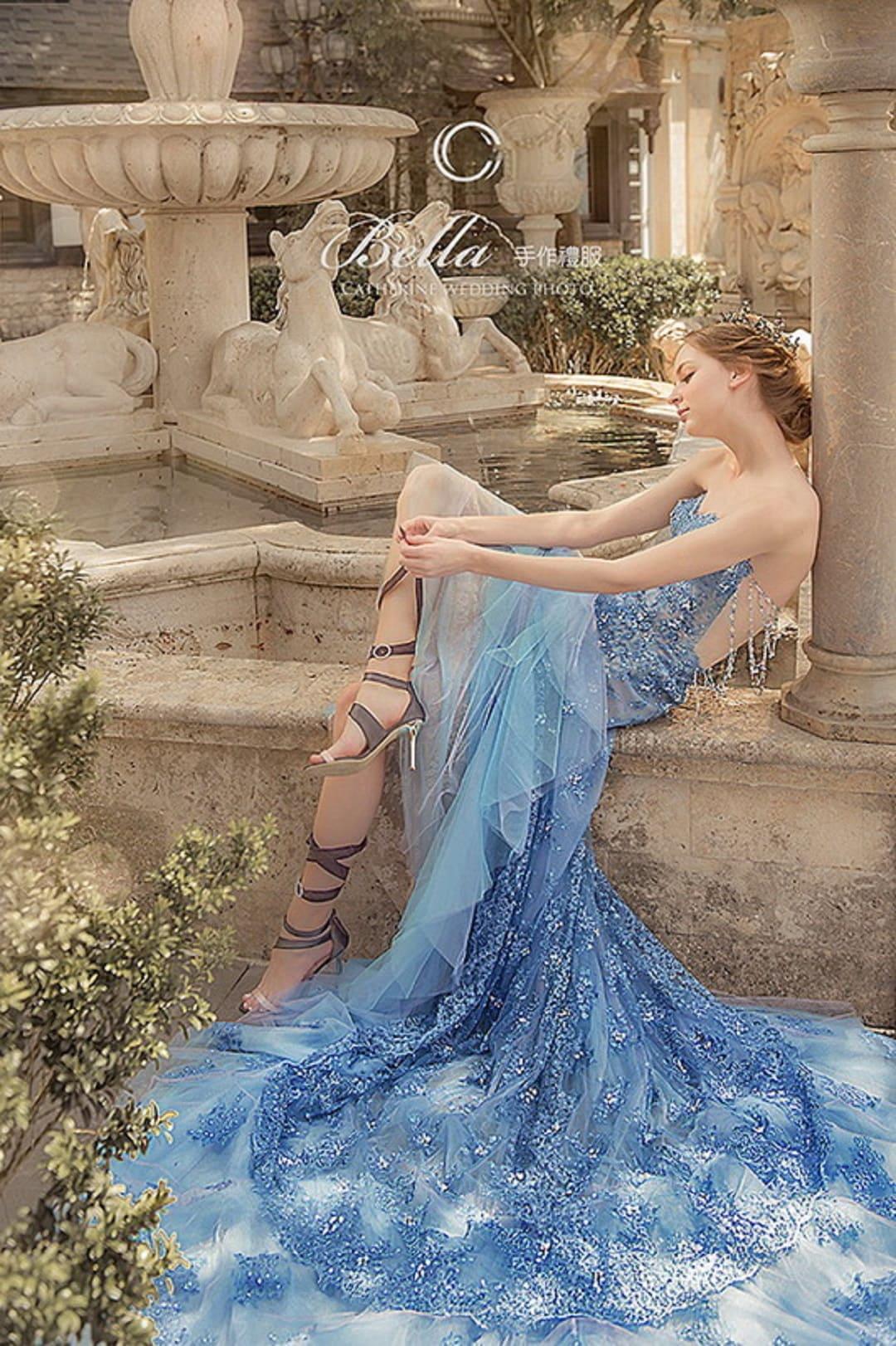 凱瑟琳 婚紗禮服17