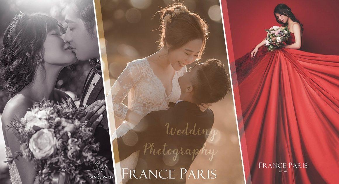 新竹法國巴黎婚紗 婚紗照