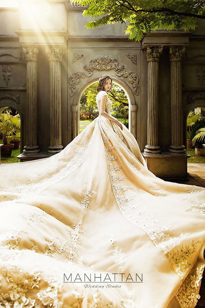 台北曼哈頓 婚紗禮服