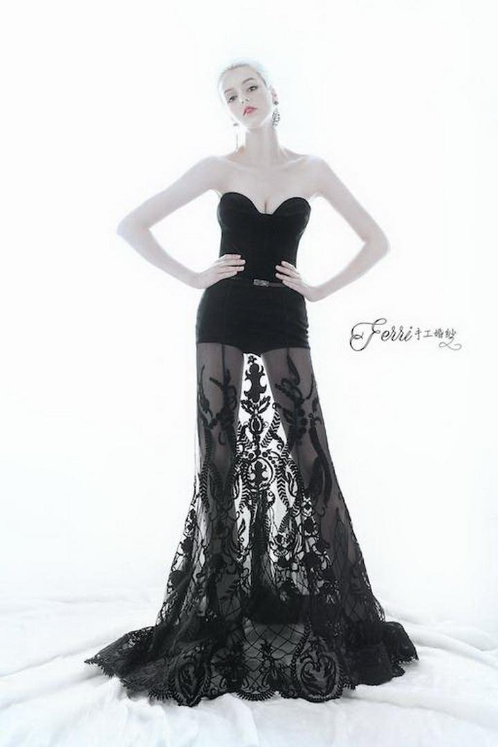 台南翡麗 婚紗禮服
