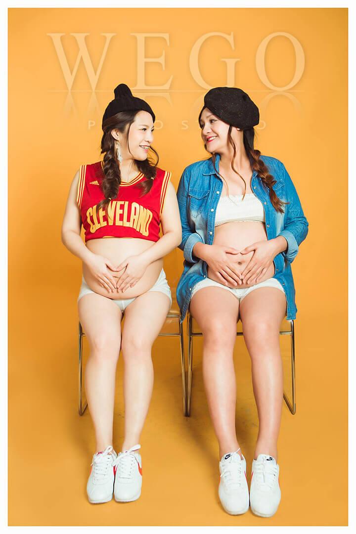 WEGO 孕婦照