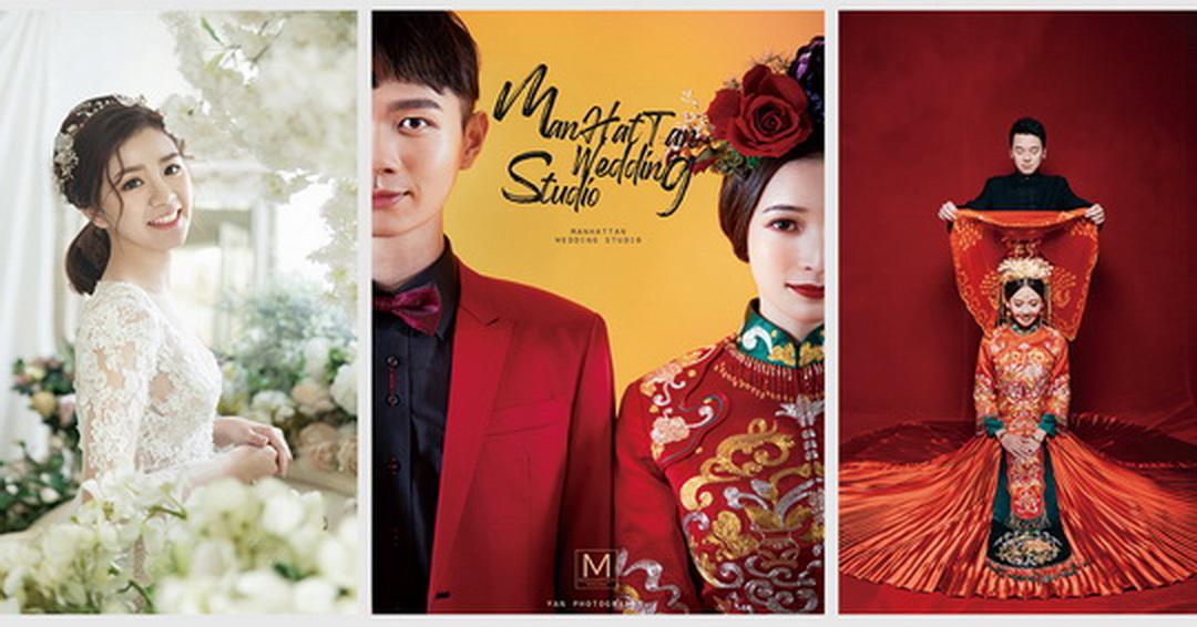 台北曼哈頓-婚紗照