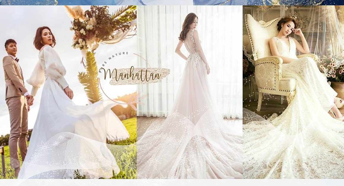 台北曼哈頓 韓風婚紗攝影 婚紗照