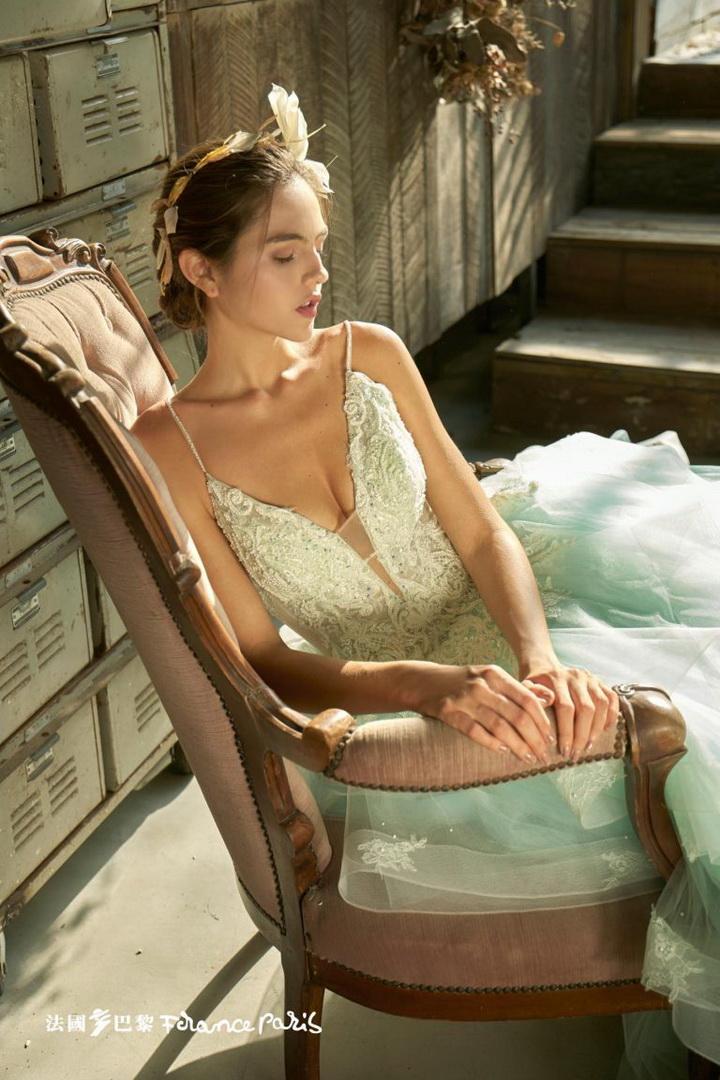 台北法巴 婚紗禮服