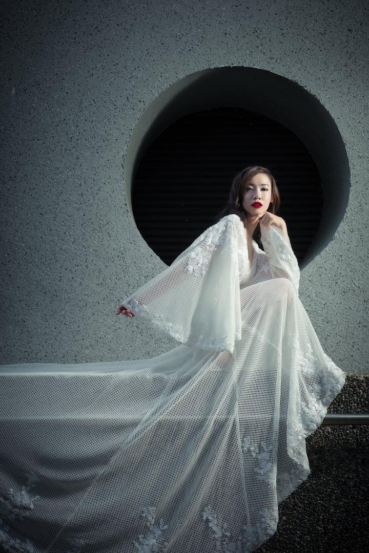 法蝶婚紗會館 婚紗禮服