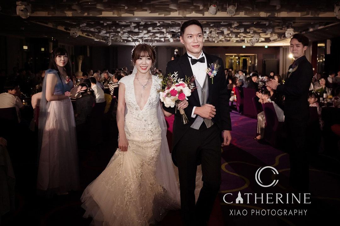 凱瑟琳 婚紗禮服