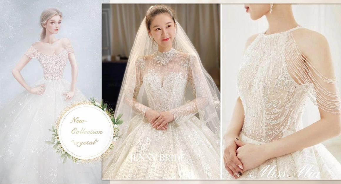 台北法國巴黎婚紗 秋冬新款 婚紗禮服 水晶婚紗 23