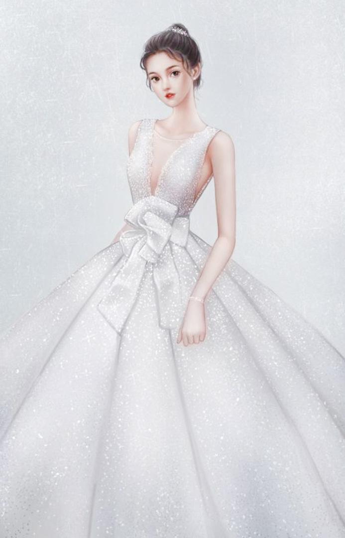 台北法國巴黎婚紗 秋冬新款 婚紗禮服 水晶婚紗 6