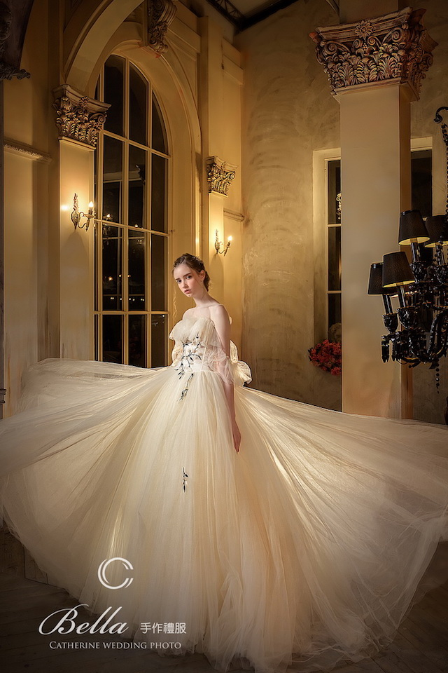 凱瑟琳婚紗 婚紗禮服