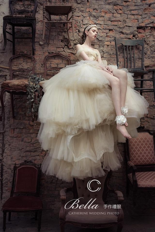 凱瑟琳婚紗婚紗禮服